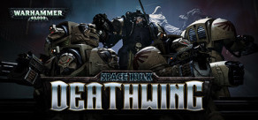 [Cover] Space Hulk - Deathwing