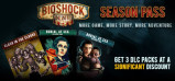 [Cover] BioShock Infinite Season Pass