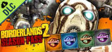 [Cover] Borderlands 2 Season Pass