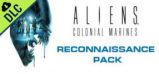 [Cover] Aliens: Colonial Marines - Reconnaissance Pack