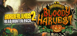 [Cover] Borderlands 2: Headhunter 1: Bloody Harvest