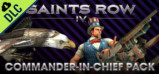[Cover] Saints Row IV - Commander in Chief Pack