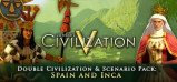 [Cover] Sid Meier's Civilization V: Spain and Inca