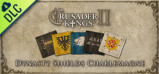 [Cover] Crusader Kings II: Dynasty Shields Charlemagne