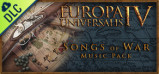 [Cover] Europa Universalis IV: Songs of War