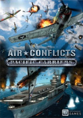 [Cover] Air Conflicts: Pacific Carriers