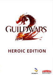 [Cover] Guild Wars 2 - Digital Heroic Edition