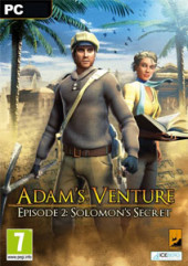 [Cover] Adam's Venture Ep. 2 - Solomon's Secret