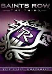 [Cover] Saints Row The Third - The Full Package