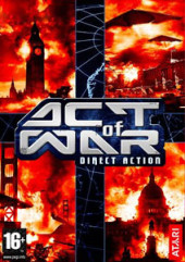 [Cover] Act of War: Direct Action