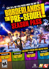 [Cover] Borderlands: The Pre-Sequel Season Pass