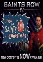 [Cover] Saints Row IV - How the Saints Save Christmas