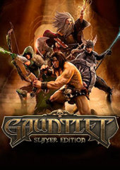 [Cover] Gauntlet Slayer Edition