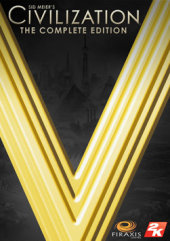[Cover] Sid Meier's Civilization V: The Complete Edition