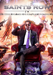 [Cover] Saints Row IV Game of the Century Edition
