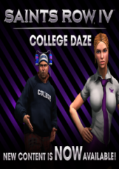 [Cover] Saints Row IV - College Daze Pack