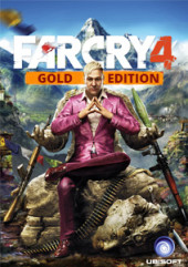 [Cover] Far Cry 4 - Gold Edition