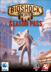 [Cover] BioShock Infinite Season Pass (MAC)