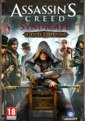[Cover] Assassin's Creed Syndicate - Gold Edition