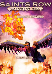 [Cover] Saints Row: Gat Out of Hell - Devil's Workshop Pack