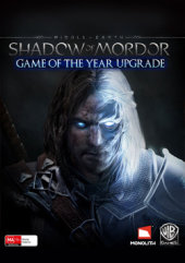 [Cover] Middle-earth Shadow of Mordor - GOTY Edition Upgrade