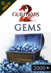 [Cover] Guild Wars 2 - 2000 Gems