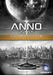 [Cover] Anno 2205 - Gold Edition