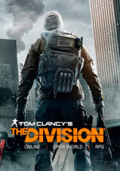 [Cover] Tom Clancy's The Division - Standard Edition