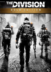 [Cover] Tom Clancy's The Division - Gold Edition