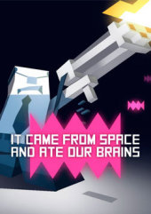 [Cover] It came from space, and ate our brains
