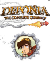 [Cover] Deponia: The Complete Journey
