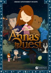 [Cover] Anna's Quest