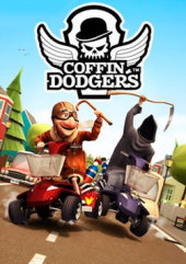[Cover] Coffin Dodgers