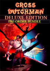 [Cover] Cross of the Dutchman Deluxe - Pre-Order Bundle