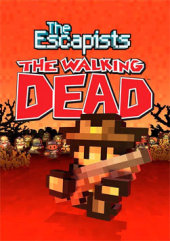 [Cover] The Escapists: The Walking Dead