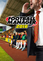 [Cover] Football Manager 2016