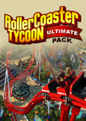 [Cover] RollerCoaster Tycoon World - Ultimate Tycoon Pack