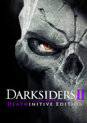 [Cover] Darksiders II: Deathinitive Edition