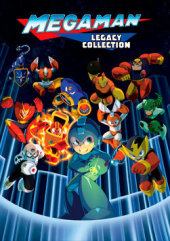 [Cover] Mega Man Legacy Collection