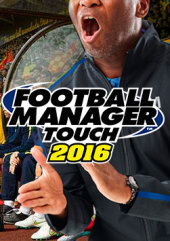 [Cover] Football Manager Touch 2016