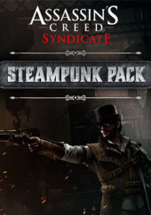 [Cover] Assassin's Creed Syndicate - Steampunk Pack