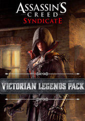 [Cover] Assassin's Creed Syndicate - Victorian Legends Pack