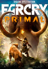 [Cover] Far Cry Primal: Digital Apex Edition