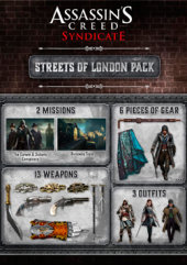 [Cover] Assassin's Creed Syndicate - Streets of London Pack