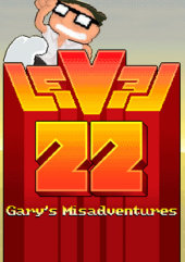 [Cover] Level22 Gary's Misadventure