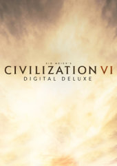 [Cover] Sid Meier's Civilization VI: Digital Deluxe Edition