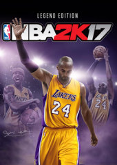 [Cover] NBA 2K17 - Legend Edition