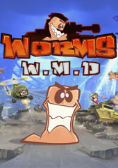 [Cover] Worms W.M.D