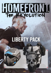 [Cover] Homefront: The Revolution - The Liberty Pack