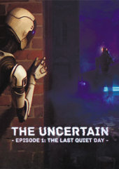 [Cover] The Uncertain